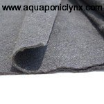 Dry capillary matting edge