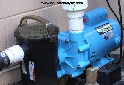 Efficient Pump