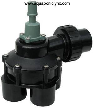 Aquaponics Indexing Valves (Sequencing Valves)