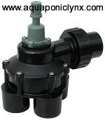 Aquaponics Indexing Valve (Seqquencing Valve)