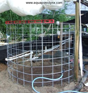 Jerry here aquaponic fish tank liner for Connecting fish tanks