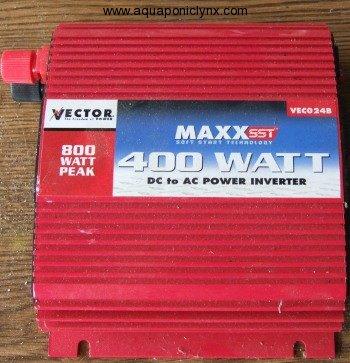 old dead inverter