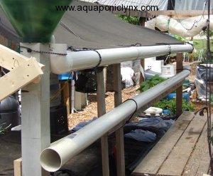 setting up tubes