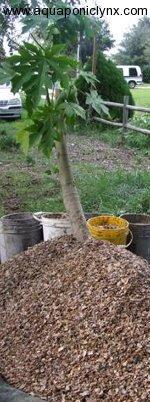 storing gravel
