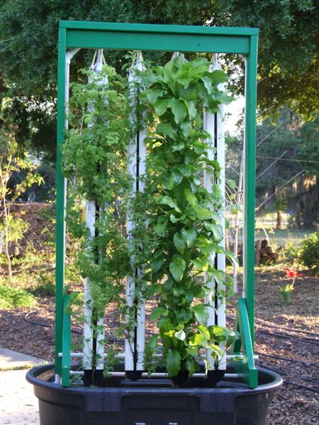 Mini Zipgrow Tower Aquaponics System