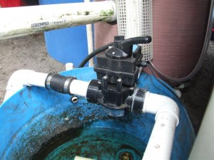 Automated Diversion Valve