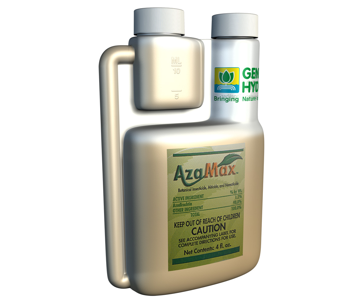 Azamax 4 oz aquaponic lynx llc for Bubblemac aeration products